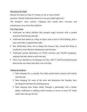 04 75 100 Introduction to Business U of W StuDocu