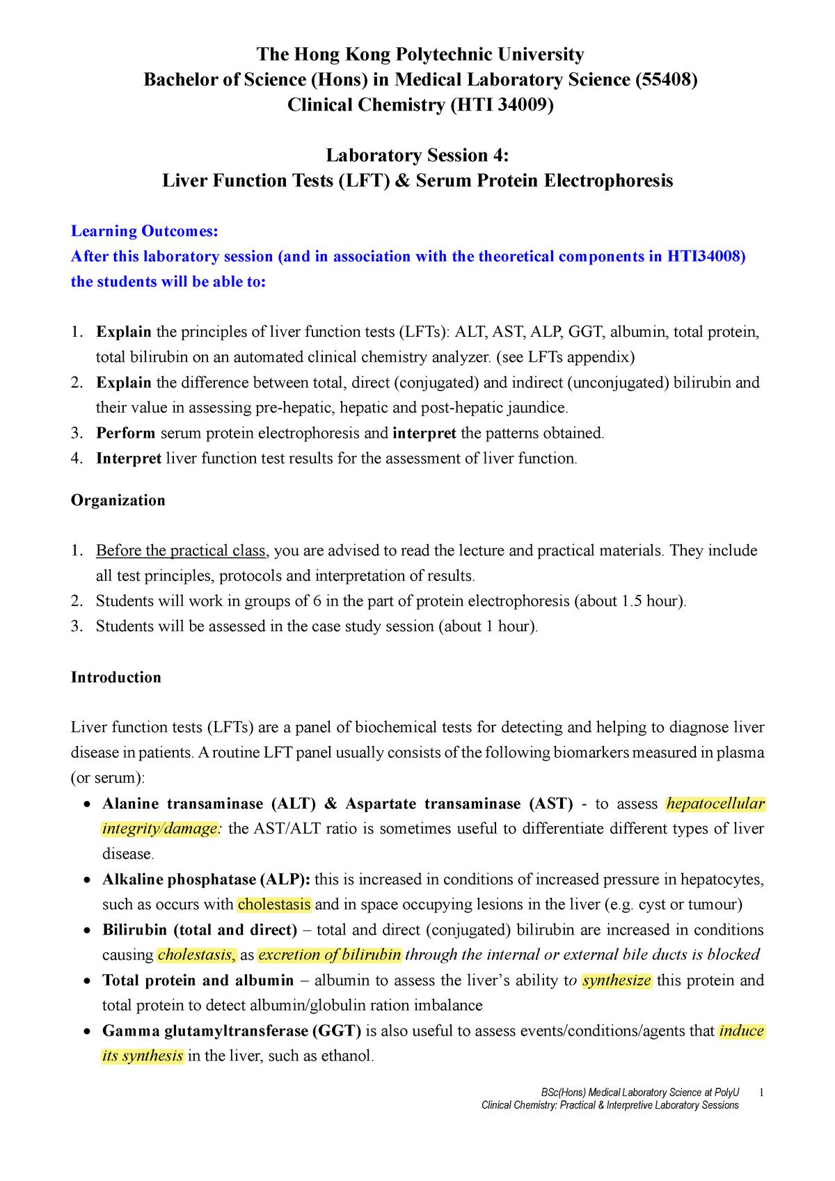 Practical 4 Guide - HTI34009 - PolyU - StuDocu