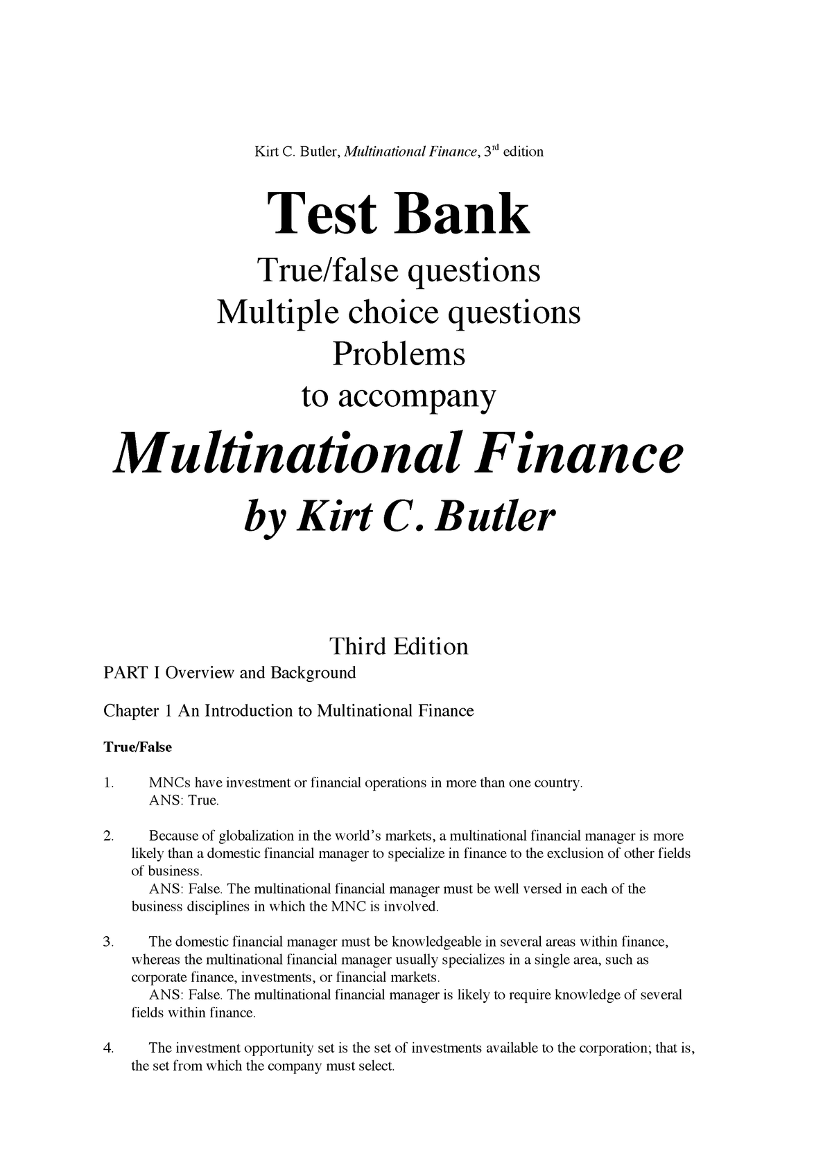 chapter 2 test bank