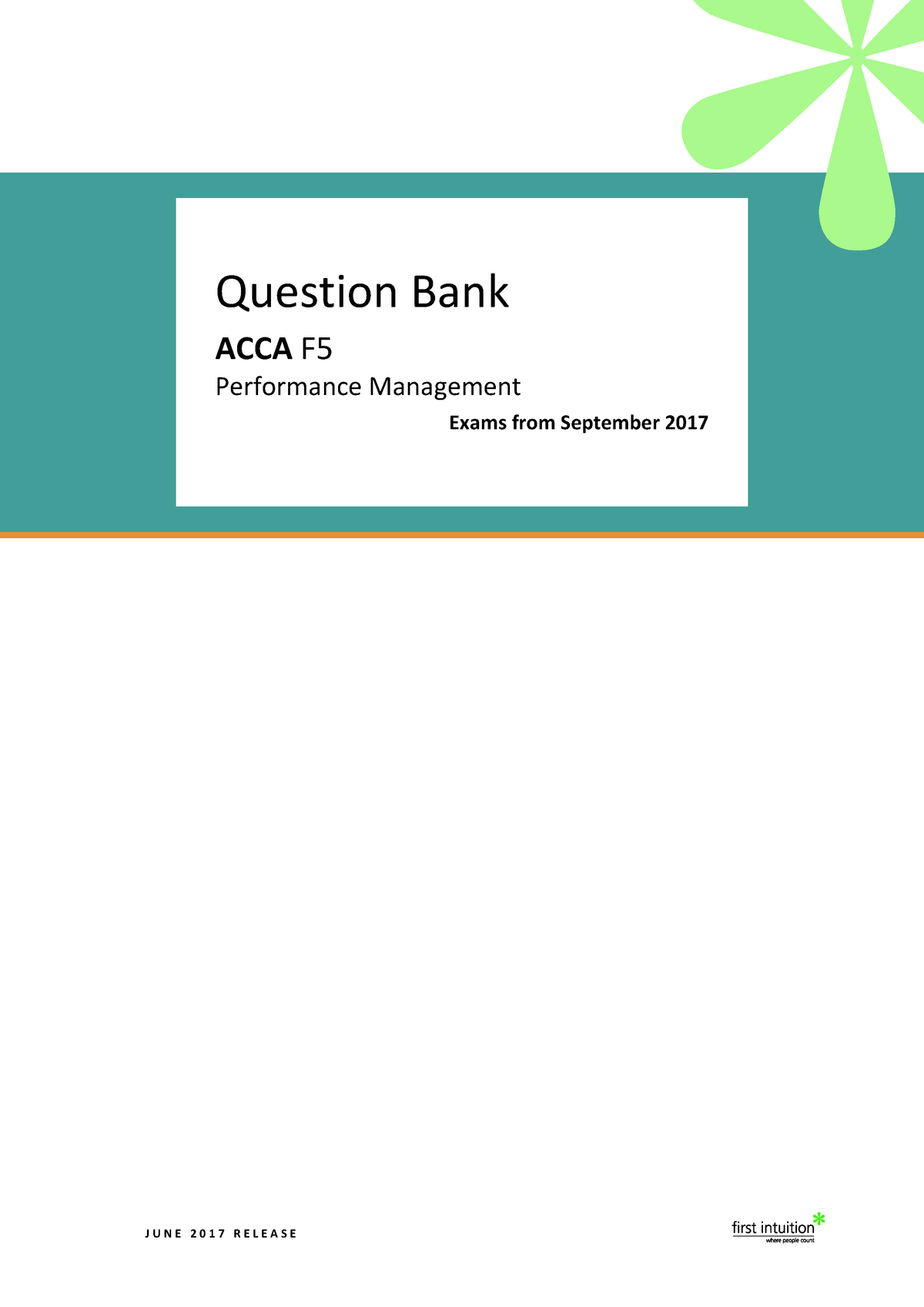 Acca Ratio Analysis Questions And Answers