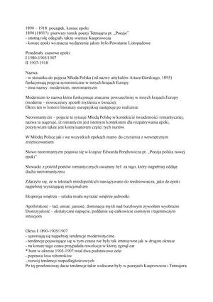 Examen 2017 Młpl Młoda Polska Studocu