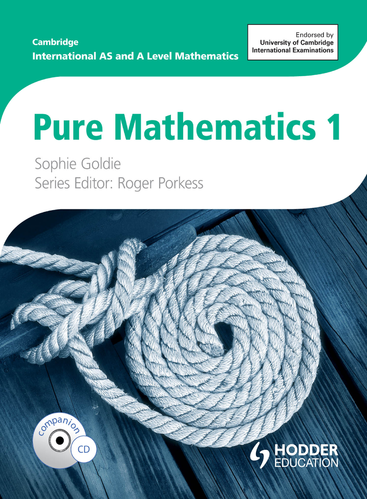 Cambridge International AS and A Level Mathematics Pure
