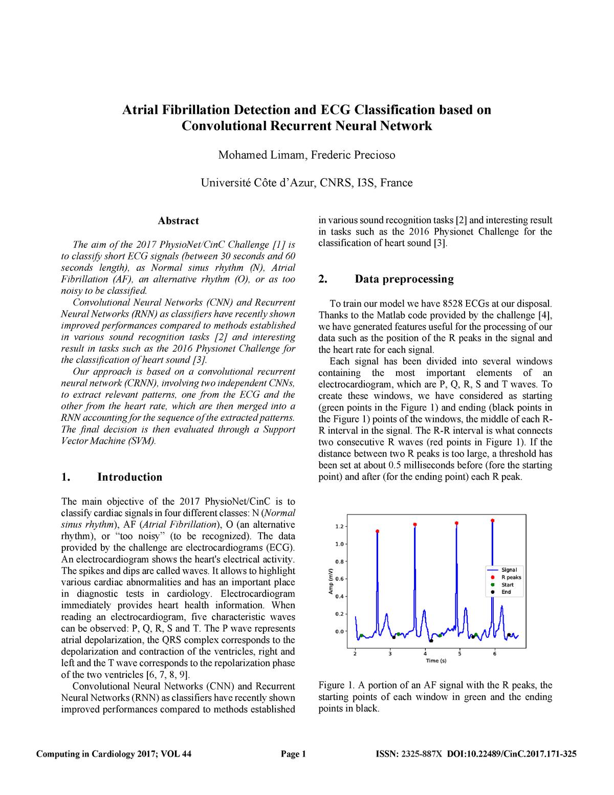 ECG4 - Grade: 8 - Statistics ST015 - StuDocu