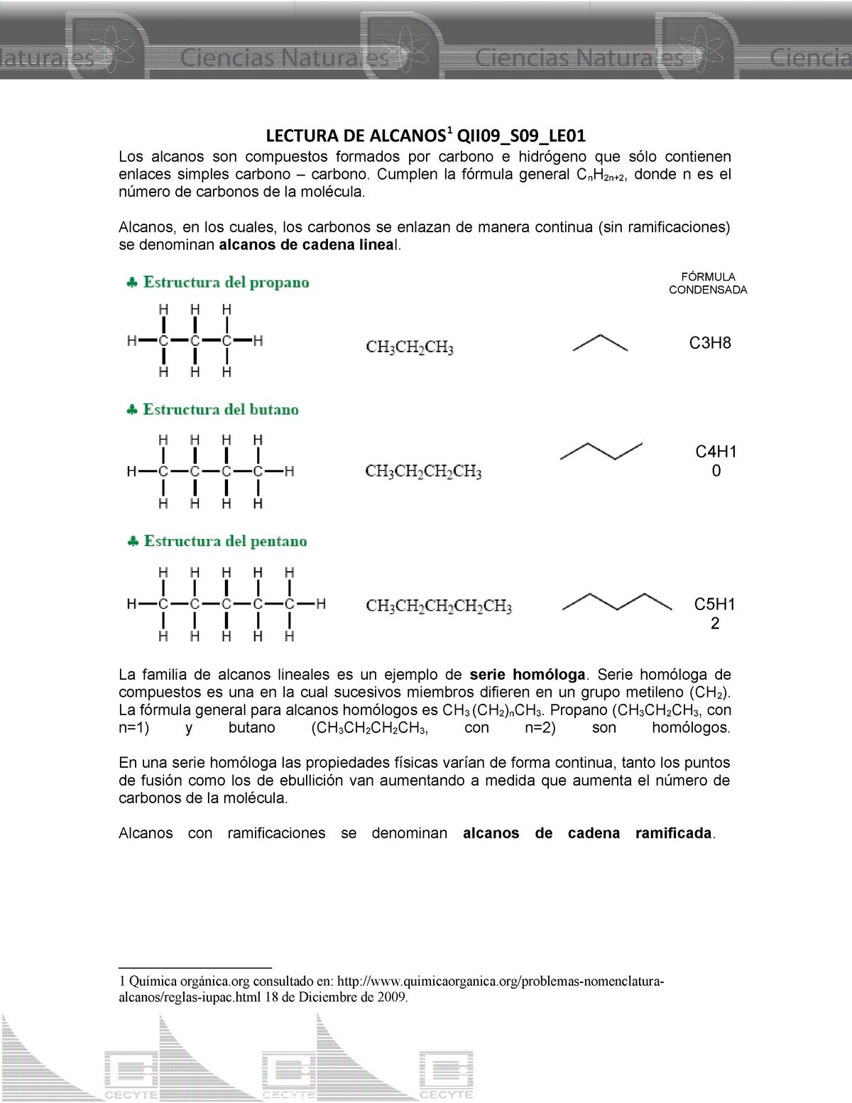 Qii09 S09 Le01 Alcanos Apuntes 1 Matemáticas I 800492