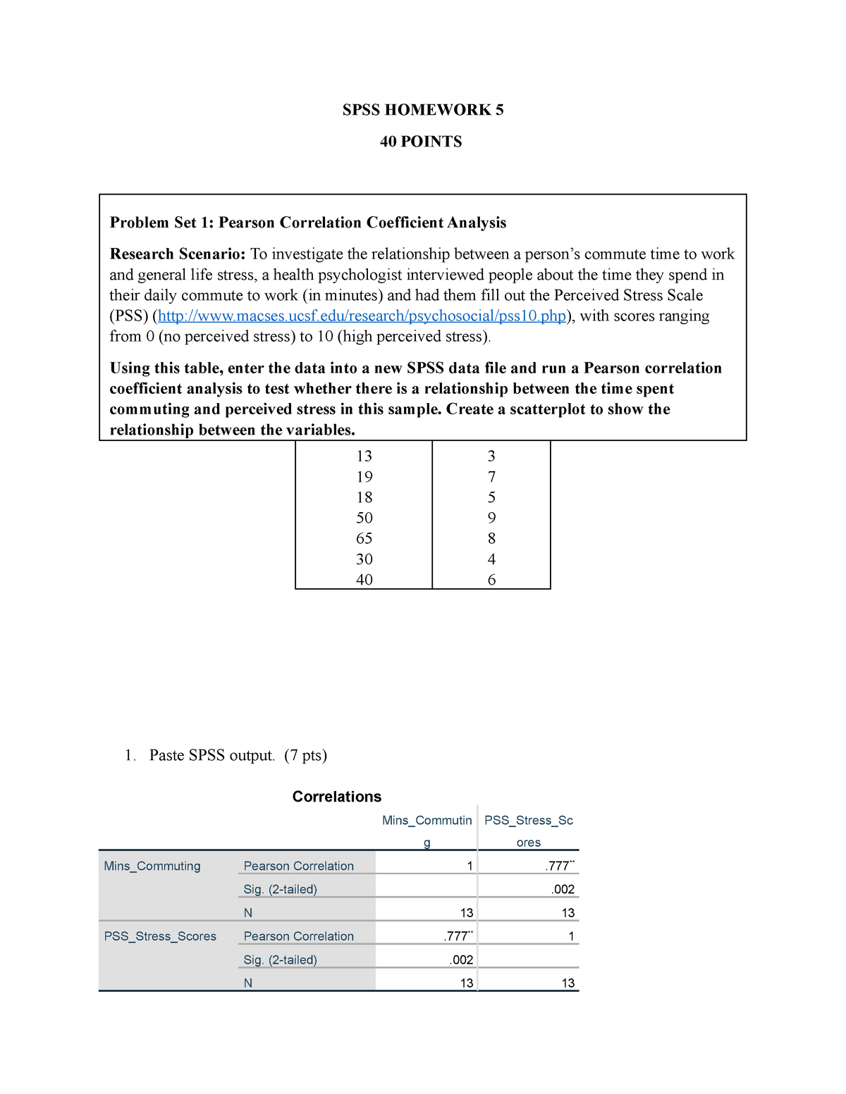 Statistics psychology | Psychology homework help - Essay Writings Hub