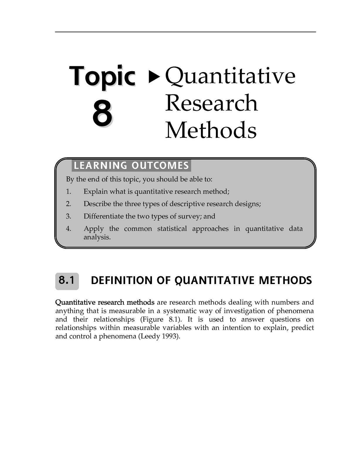 2011-0021 22 research methodology - StuDocu
