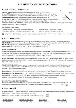 Esercizi Di Microeconomia Varian Pdf