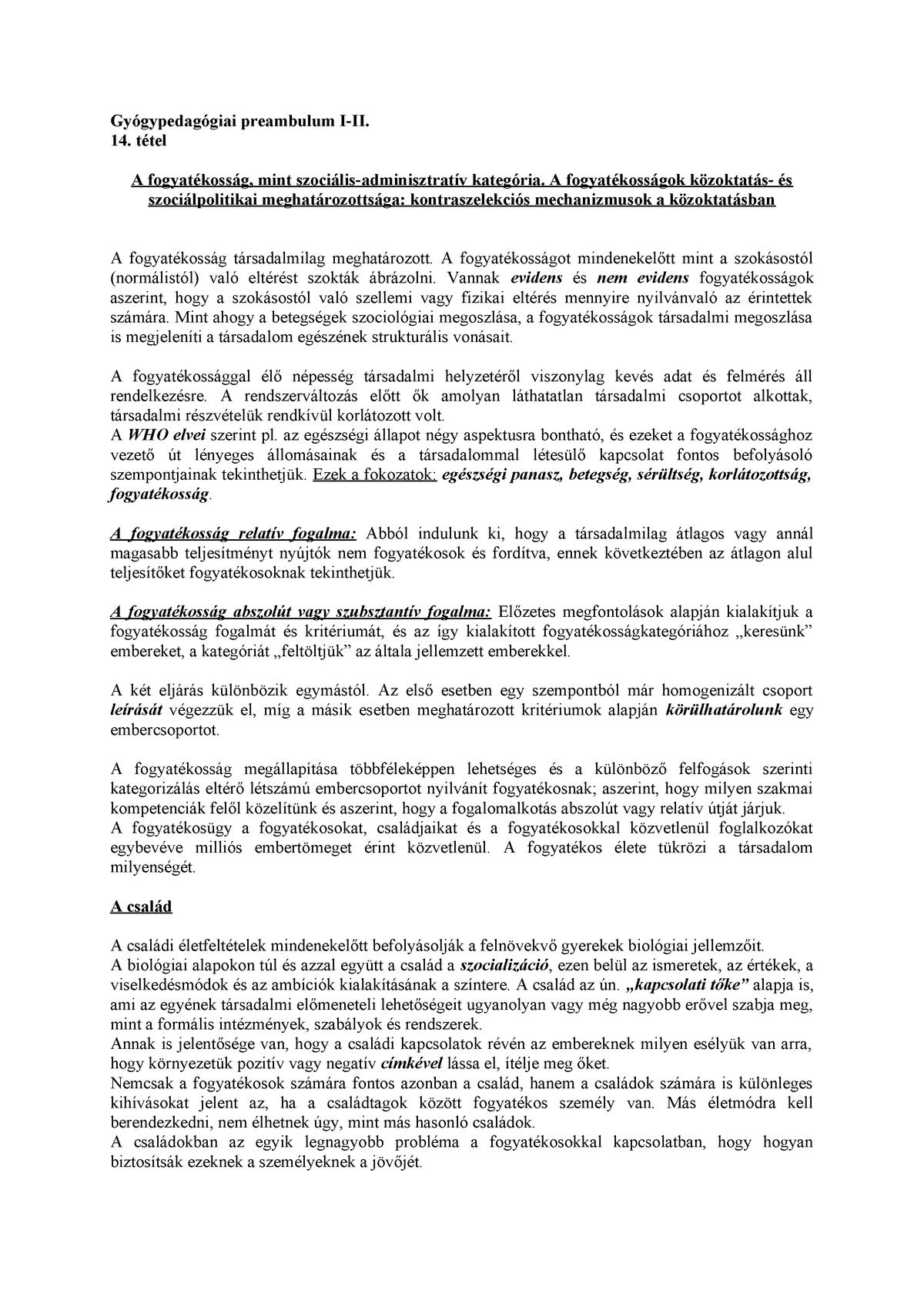a magas vérnyomás fogyatékossági csoportjainak kritériumai)