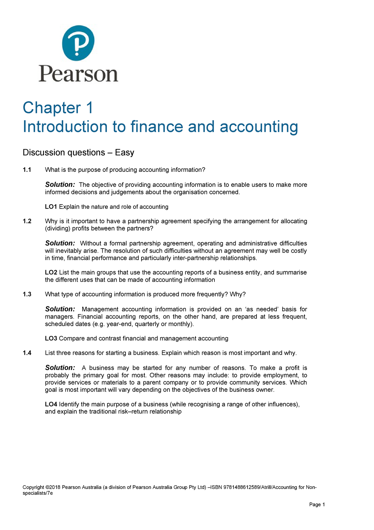 ATRI AFNS 7E SM C01 - ACCT2171 Financial Planning - RMIT