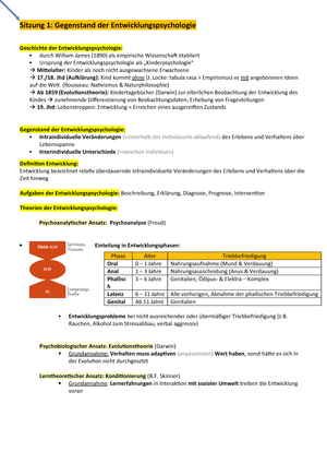 Dissertation entwicklungspsychologie