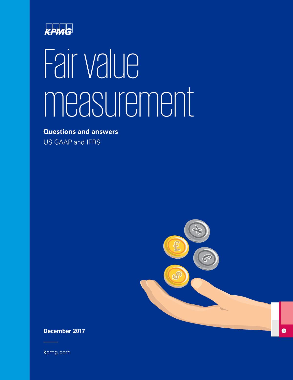 How to determine fair value - KET201 : Accounting - StuDocu