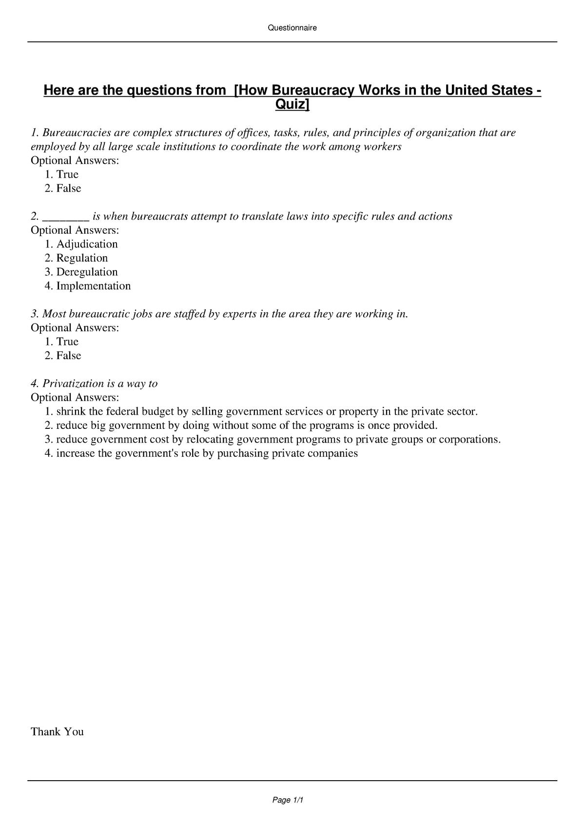 Exam 2018 - POLS 1100 AS: American National Government - StuDocu
