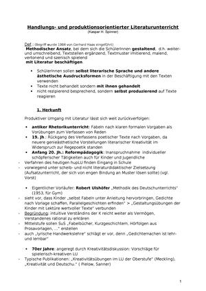 Grammatik Werkstatt Theorie Und Praxis Eines