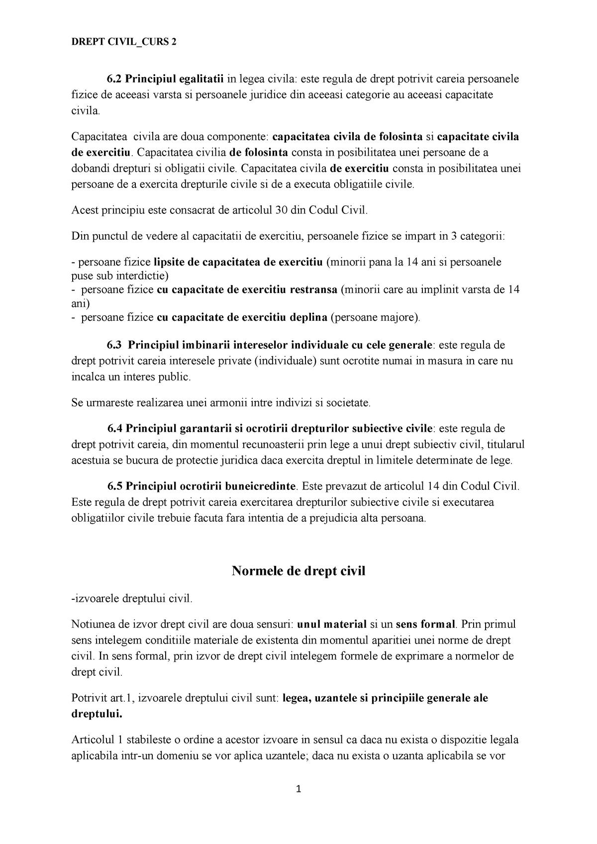 Izvoarele dreptului civil