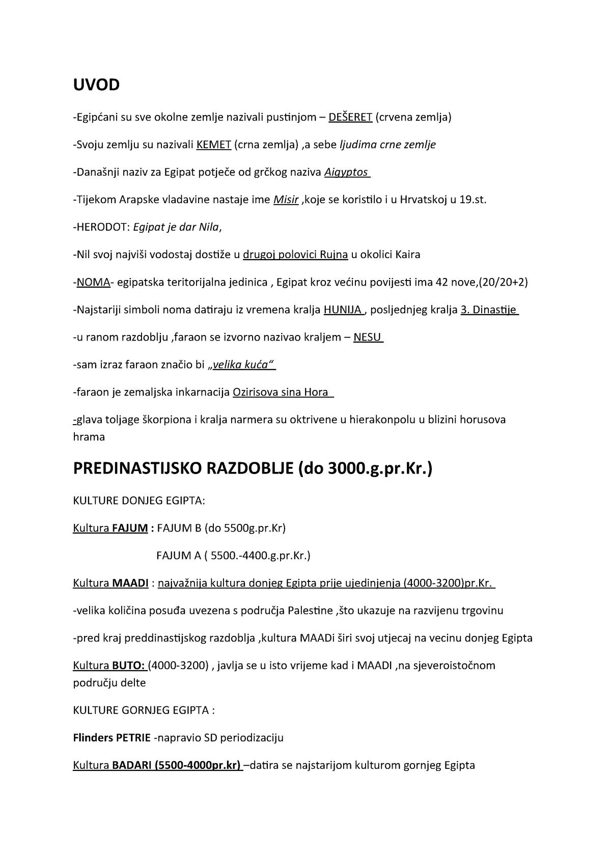 Kirov datiranje
