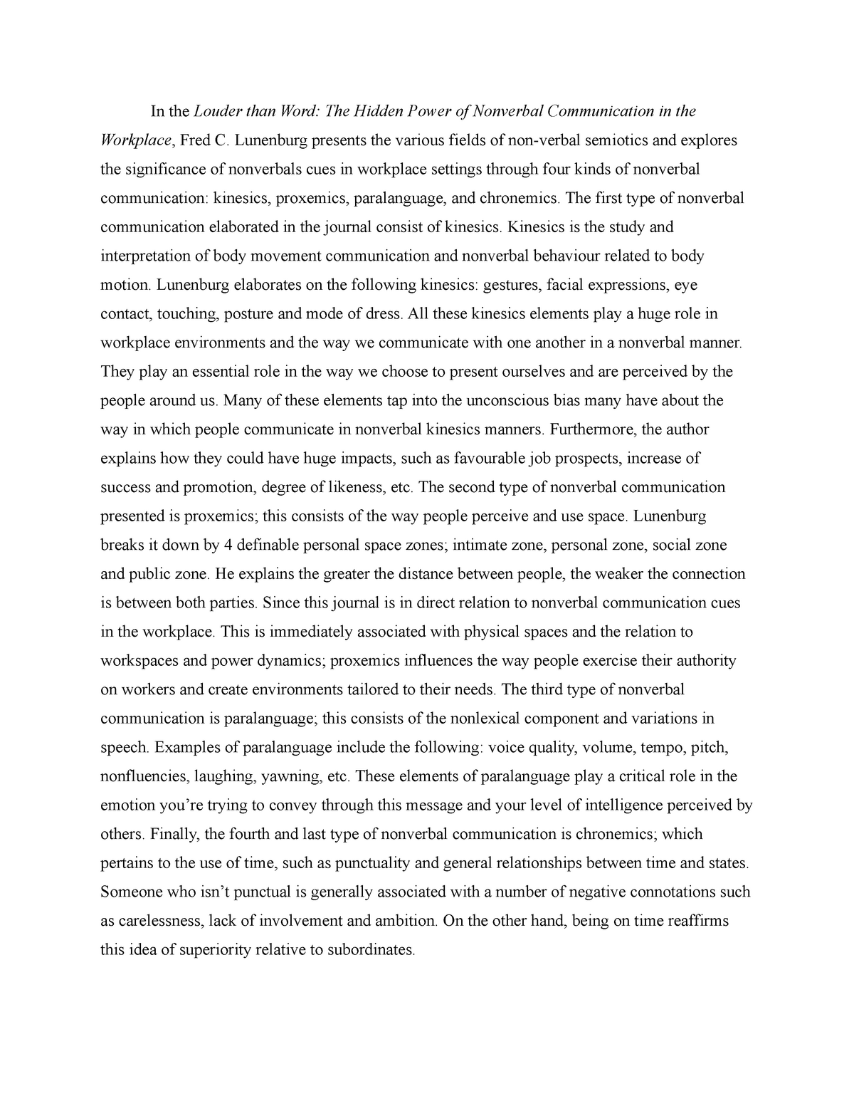 Critical Analysis Of Reading 1 Studocu It is one of several subcategories of. critical analysis of reading 1 studocu