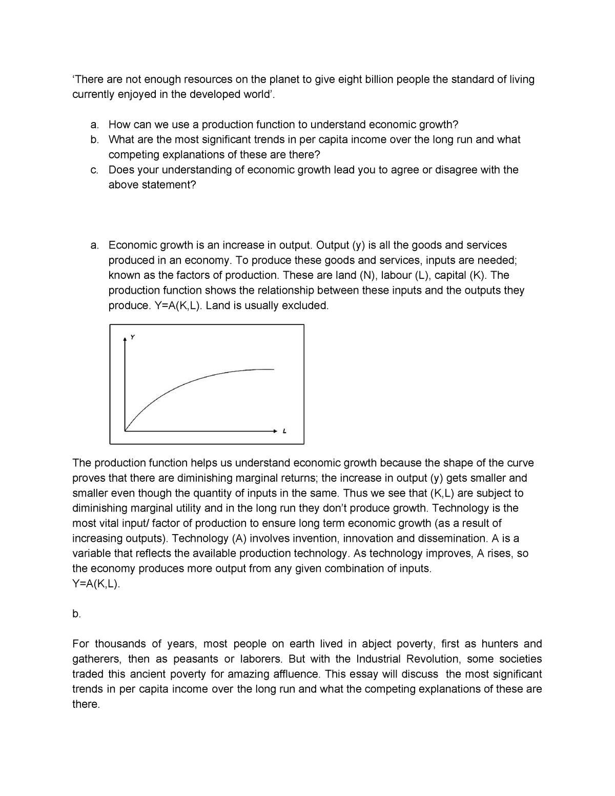 Appic essay