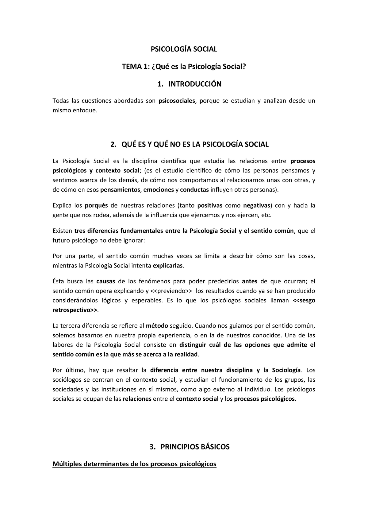 86effe6ad Resumen Introducción A La Psicología Social 01 Jun 2016 - StuDocu