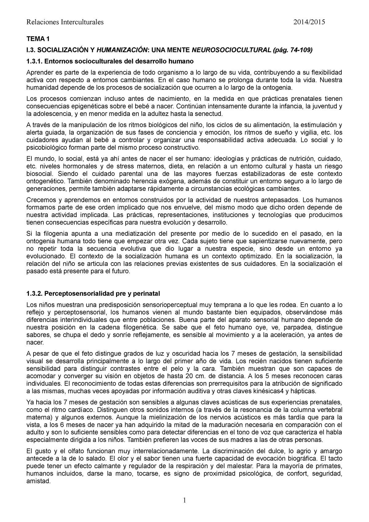 Relaciones Interculturales Antropología Social 01613044