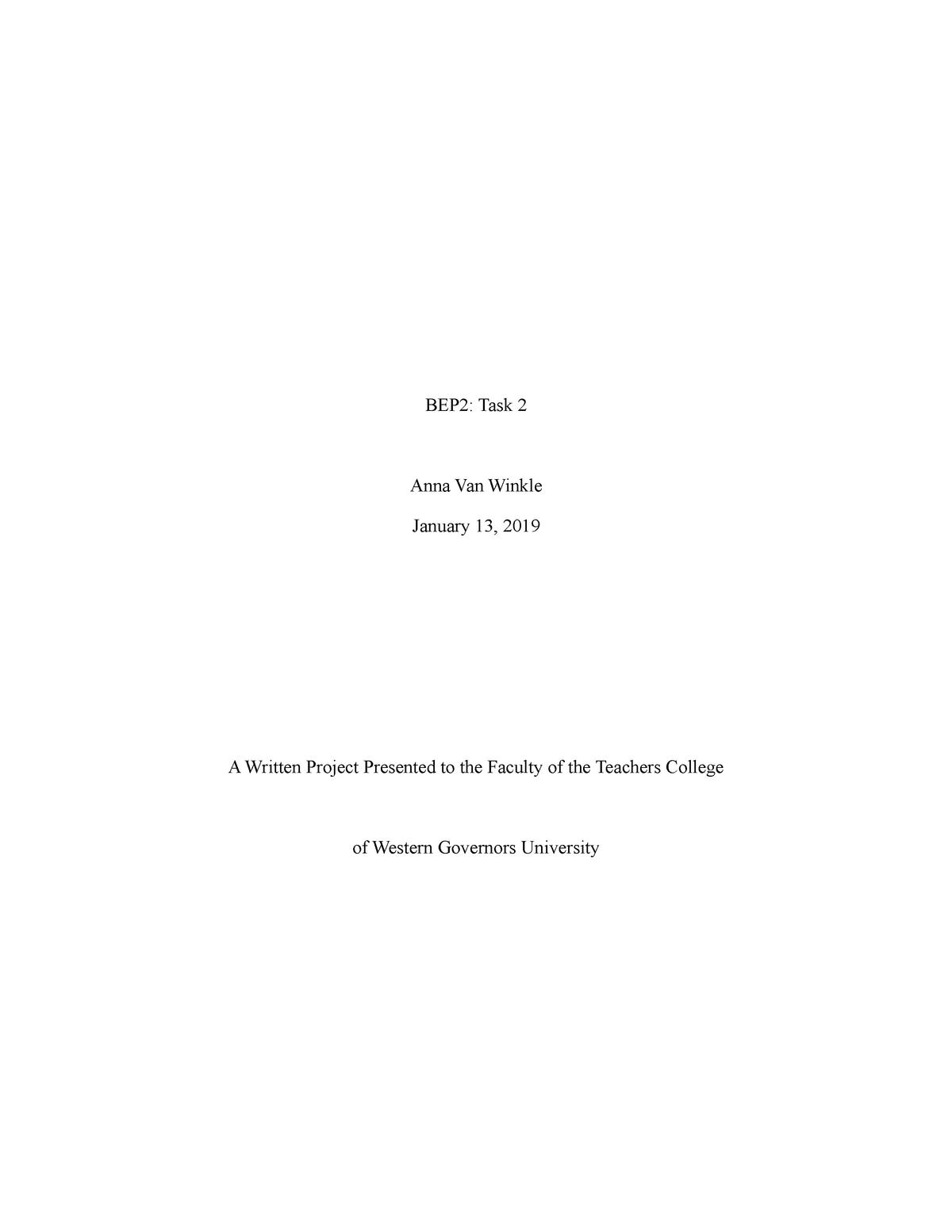 C225 Task 2- Literature Review - c225 - StuDocu