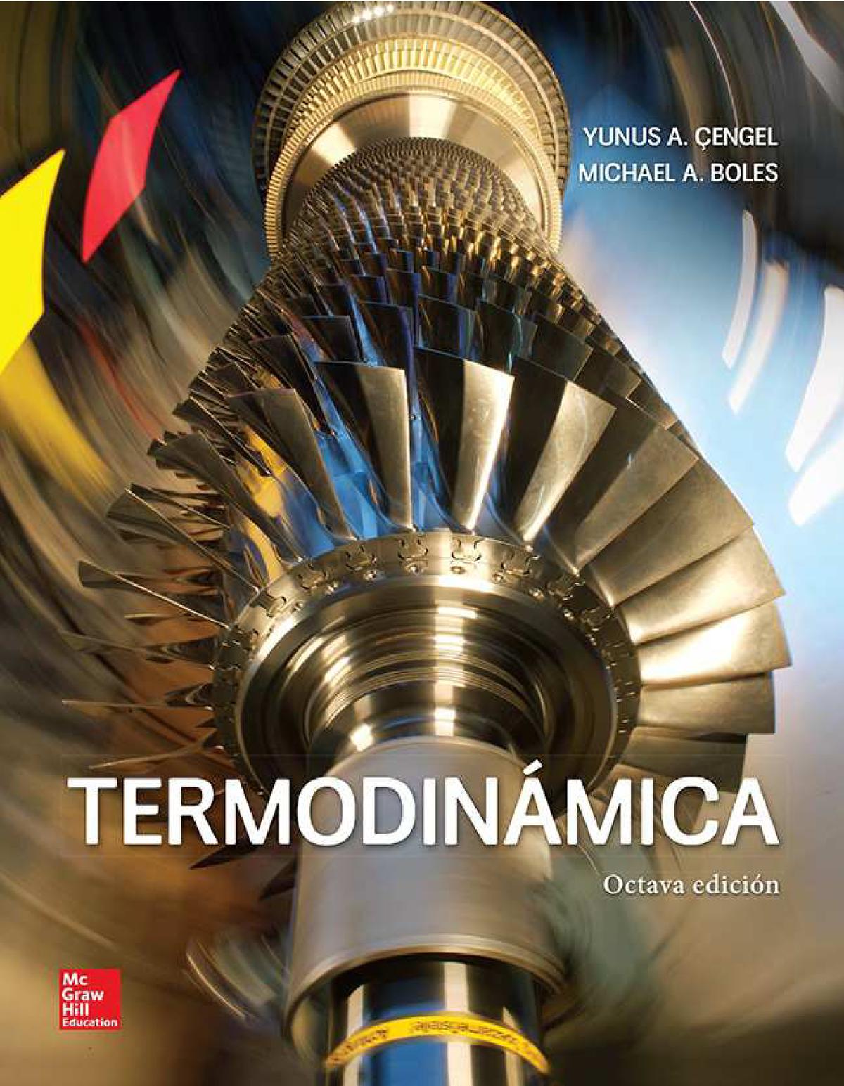 TERMODINAMICA CENGEL 6TA EDICION GRATIS DESCARGAR