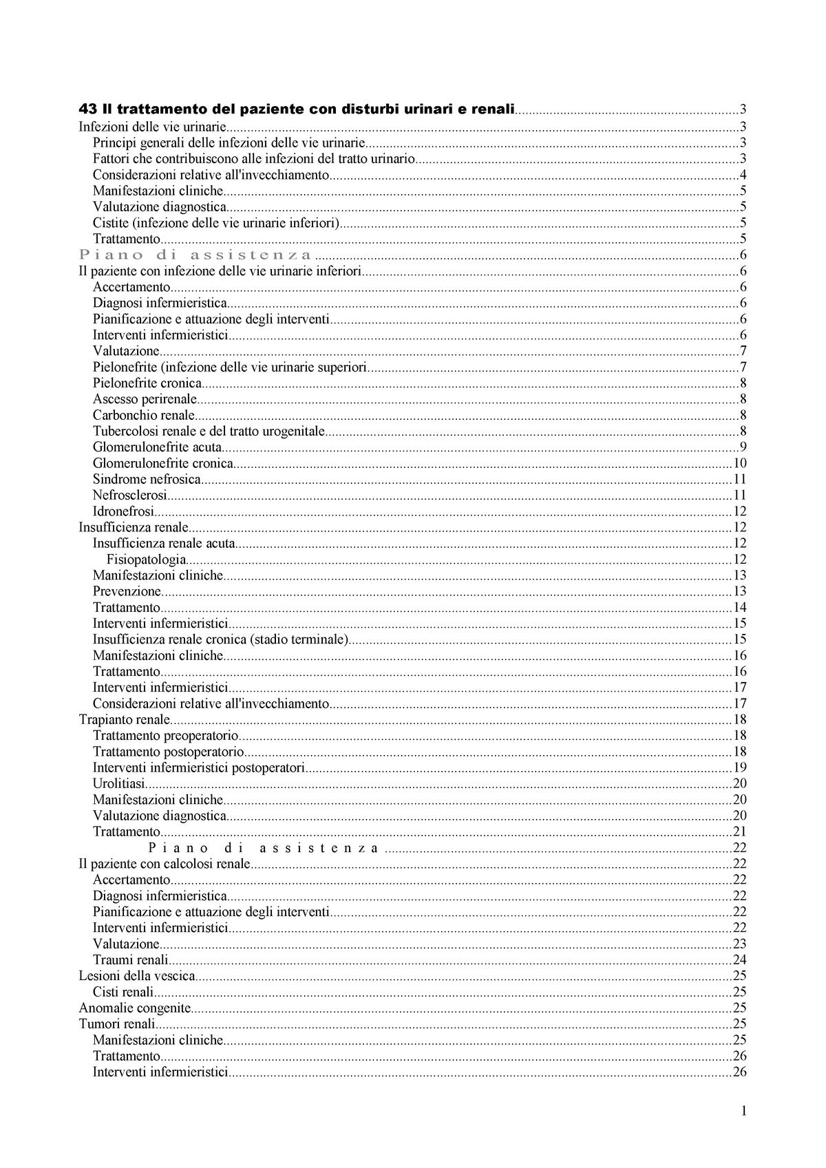 restrizione dietetica della sindrome nefrosica
