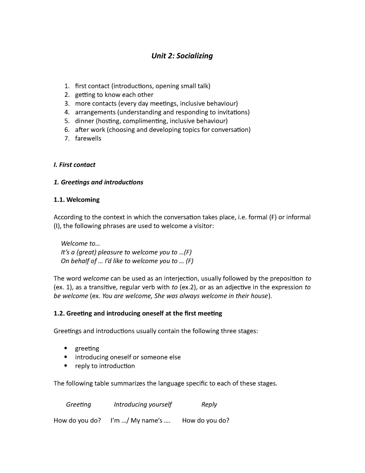 Curs - Socializing - Lecture notes 2 - S 01 O L 36