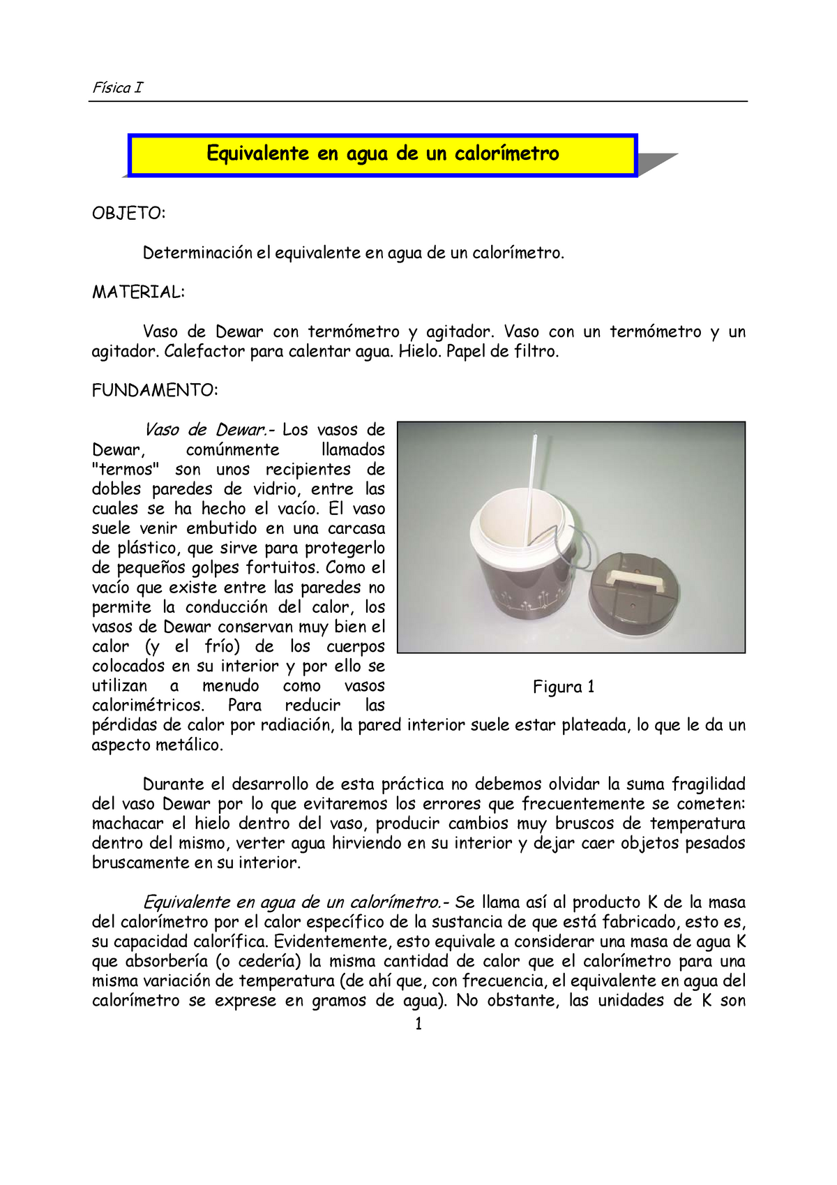 10equivalente Aguawct 25151103 Física Studocu