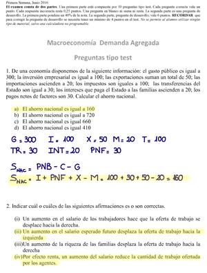 Examen Preguntas Y Respuestas Studocu