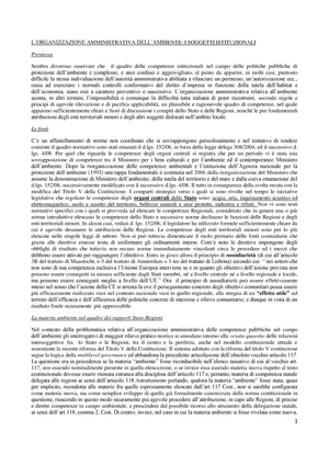 Diritto dell'Ambiente 0209900003 - UniSa - StuDocu
