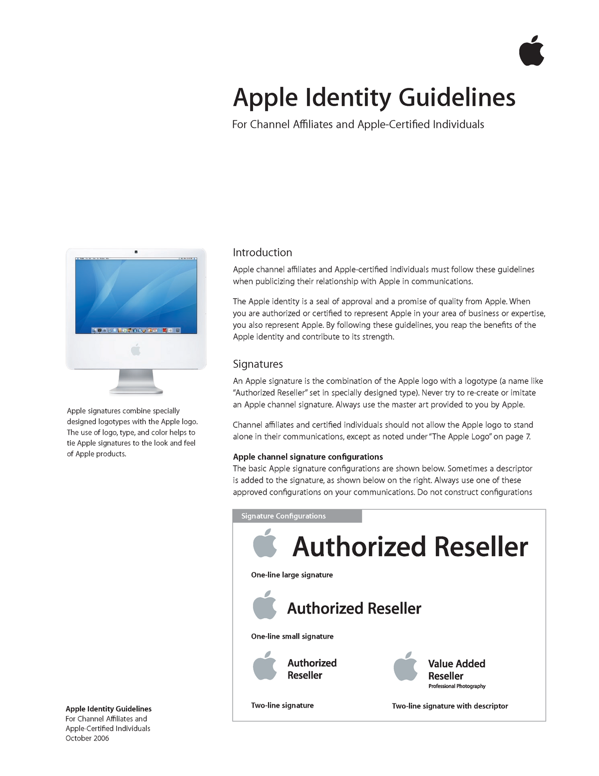 Apple Identity Guide WW - BUS3002 - Maastricht University