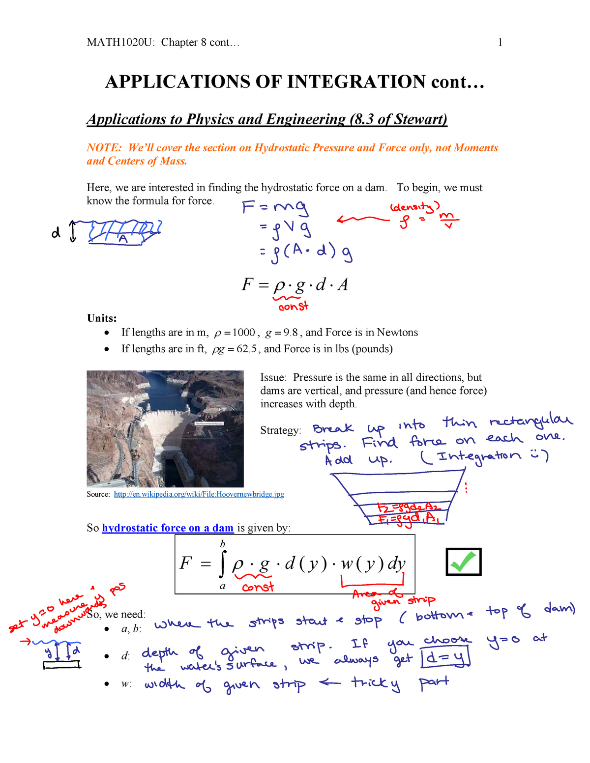 Mod4b physbioprob - Please give as much additional