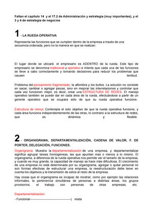 Resumen Primer Parcial 1 Administración 12 Unlar Studocu