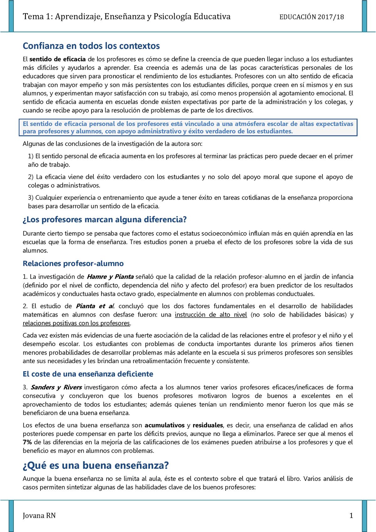 a77922708acb Educación Jovana RN (con directrices) - 62013042: Psicología de la  Educación - StuDocu