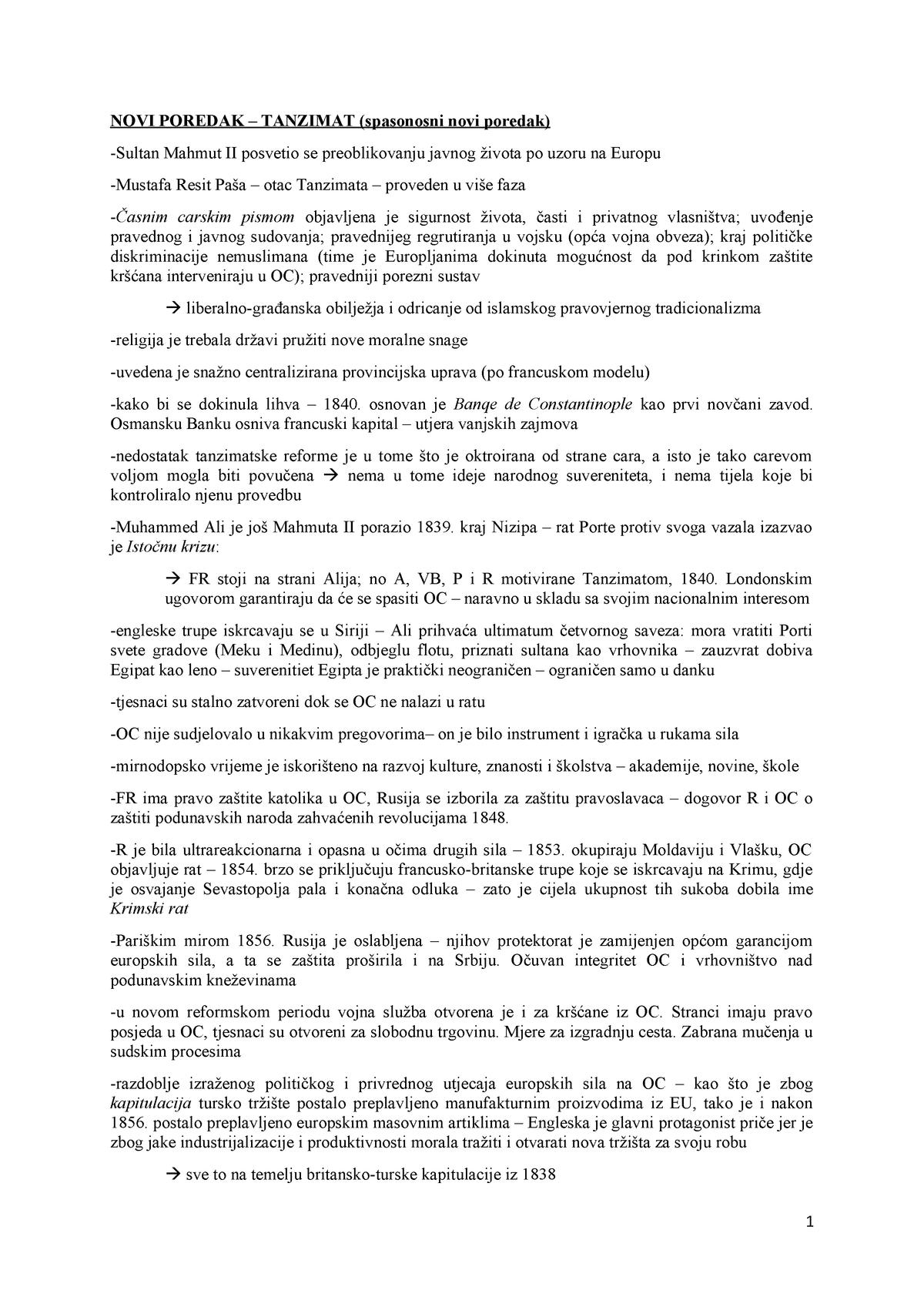 Faze odnosa s kršćanima