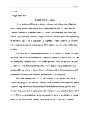 English Sample Essays  High School Application Essay Samples also Persuasive Essay Thesis Edl  First Graded Reflection Essay    Edl   Essay About Learning English