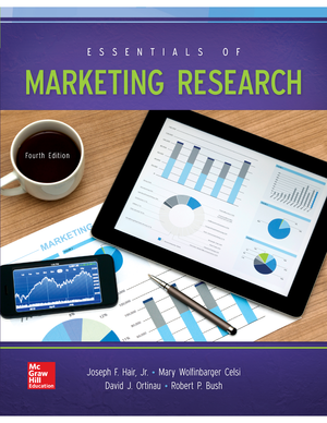 essentials of marketing research 4th edition by hair 978 0078112119