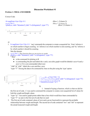 MAT 17A Discussion 1 - Prof  K  Burke - 17A: Calculus for
