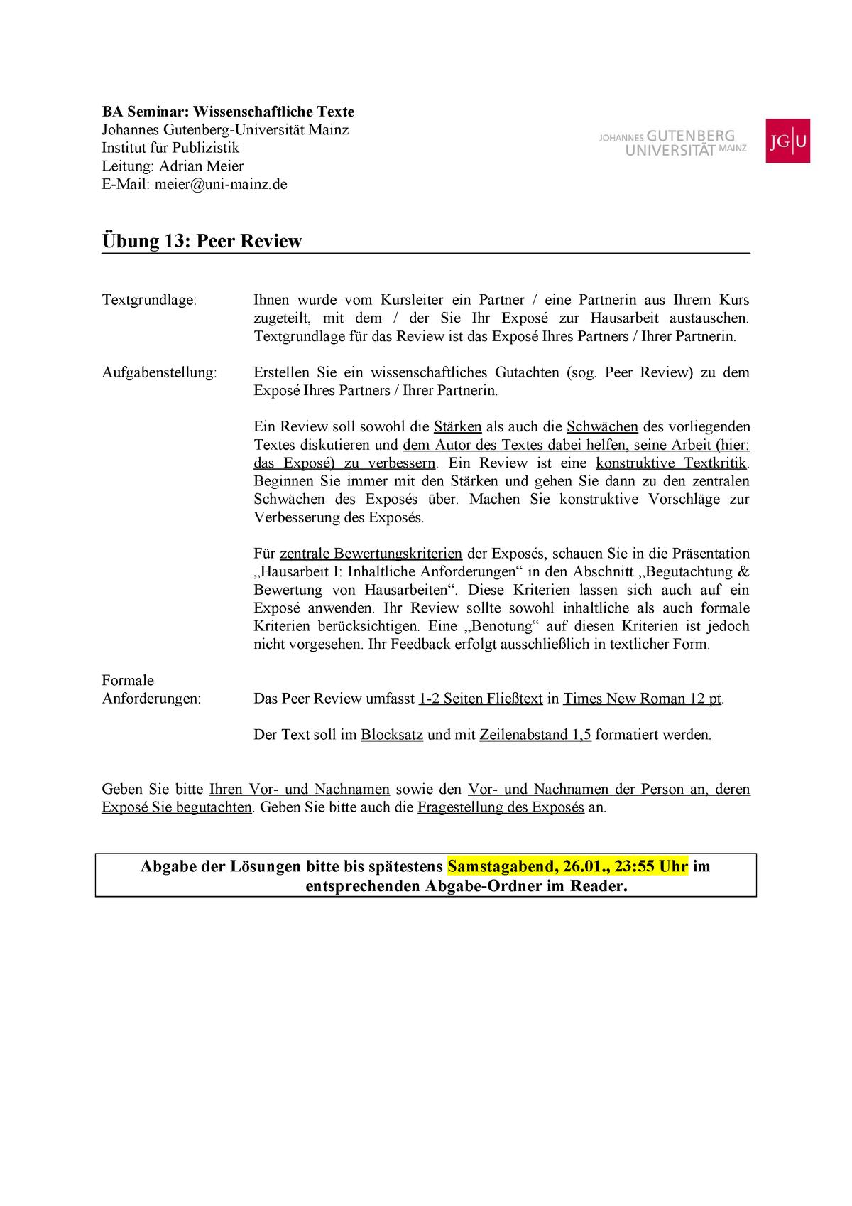 Hausarbeit Expose Note 1 3 Studocu 6
