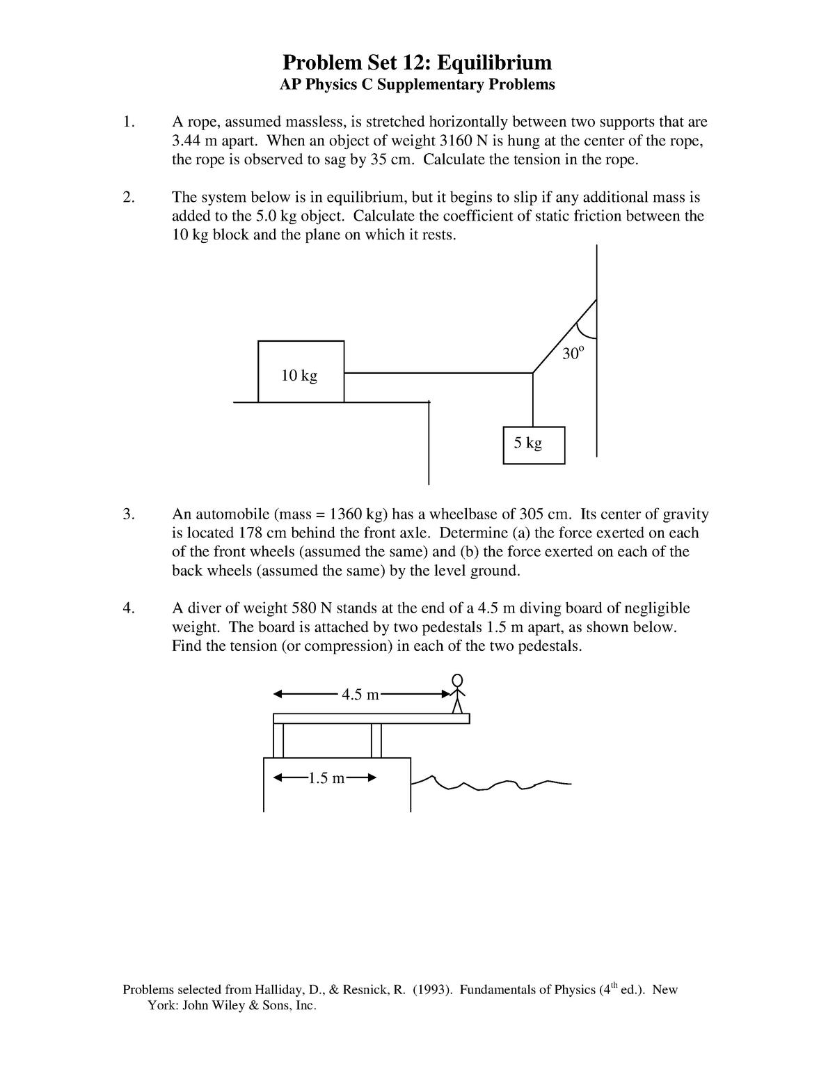 Equilibrium - PY 502: Computational Physics - StuDocu