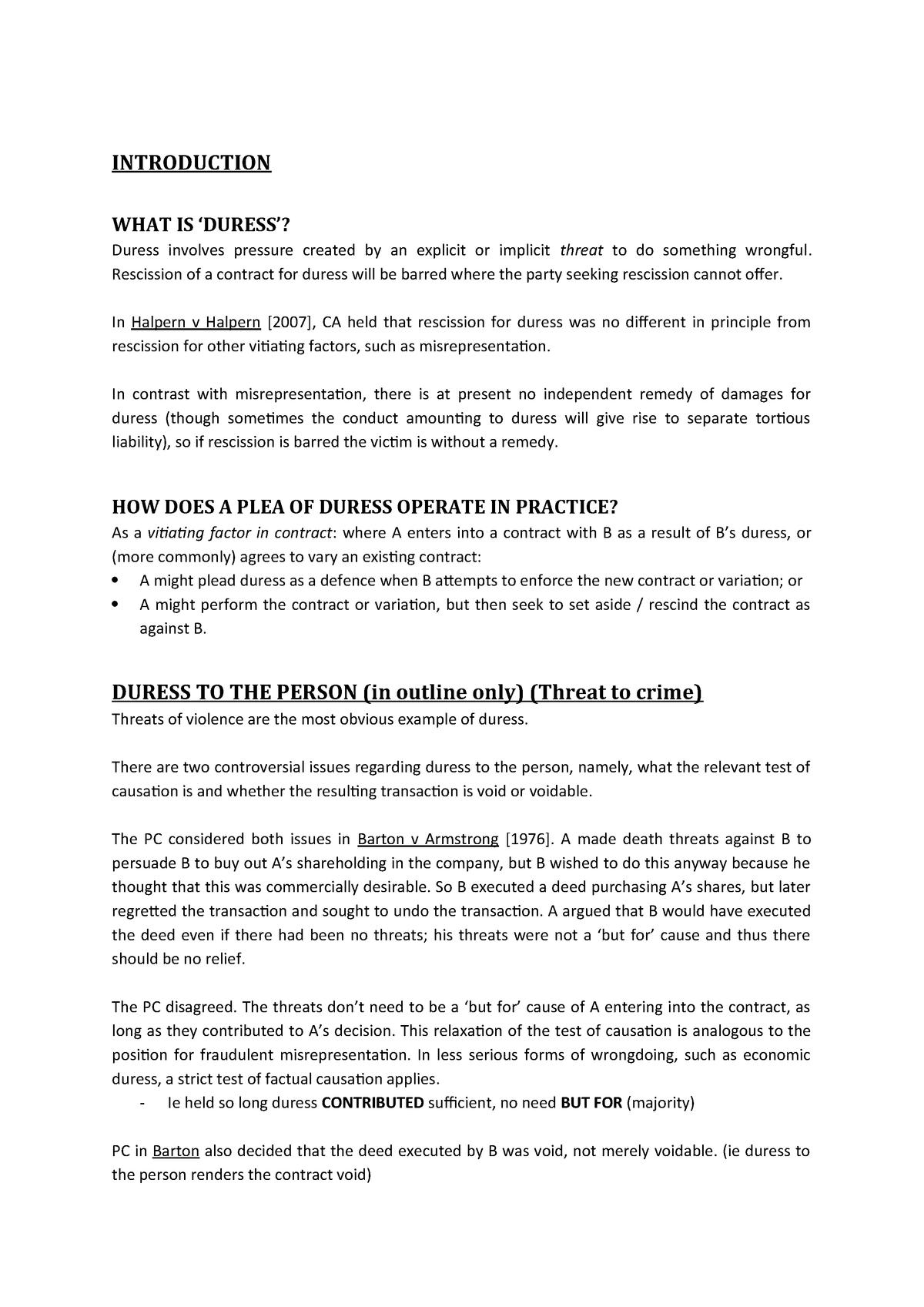 Summary 06 May 2018 - StuDocu