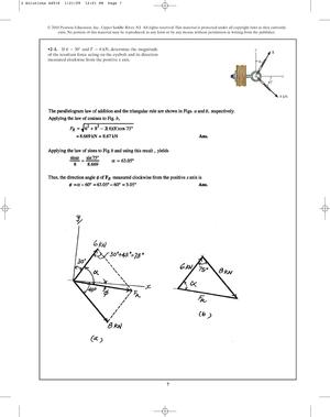 Hibbeler Dynamics 12th Edition Solutions Manual Pdf