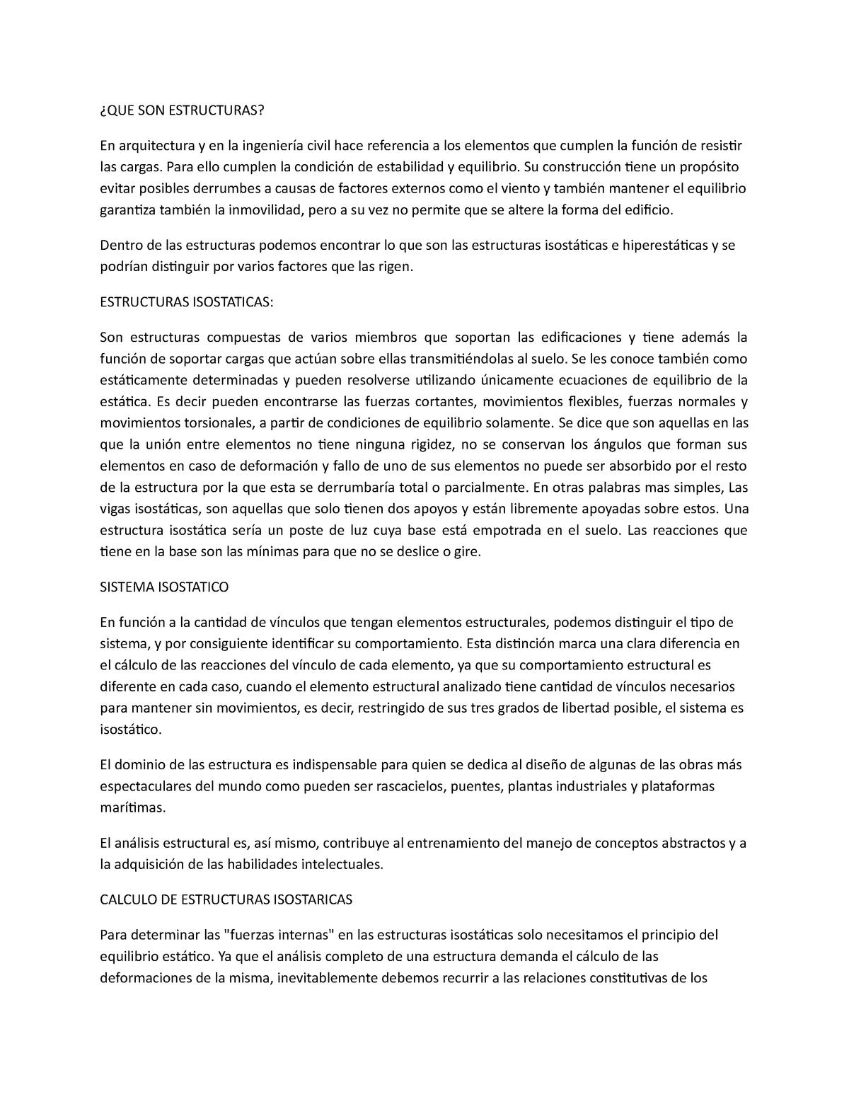 Qué Son Estructuras Nota B Principios De Economía Studocu