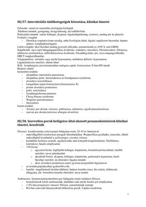 trichinosis szövettan