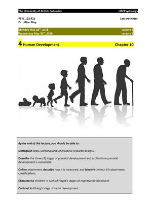 explain human development