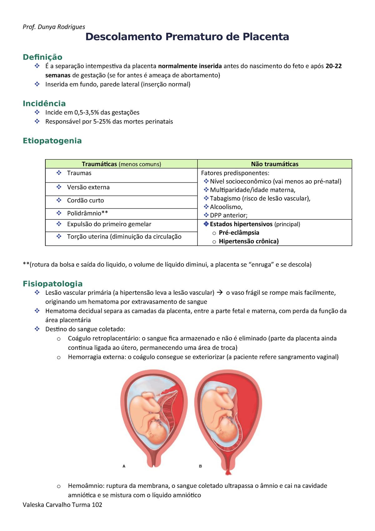 Hipertonia uterina