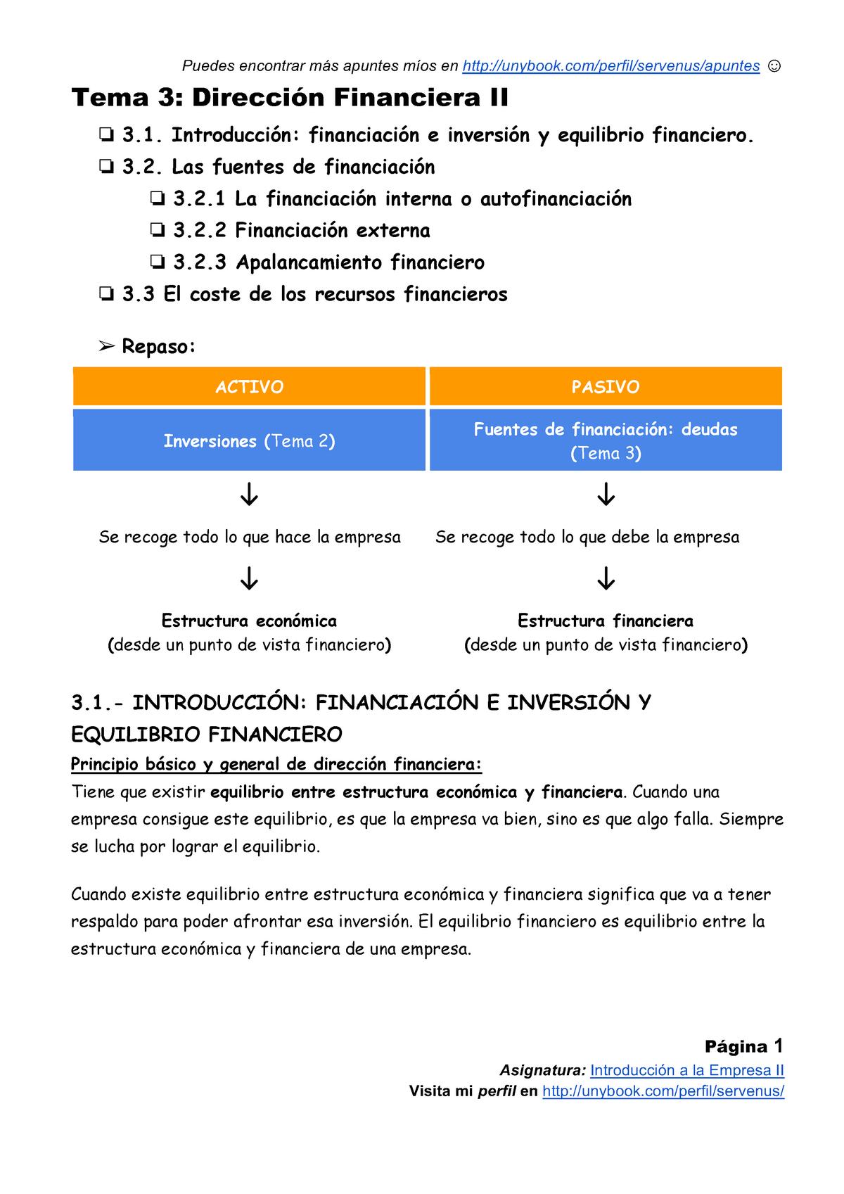 T03 01 Tema 3 Dirección Financiera Ii 2049008 Urjc