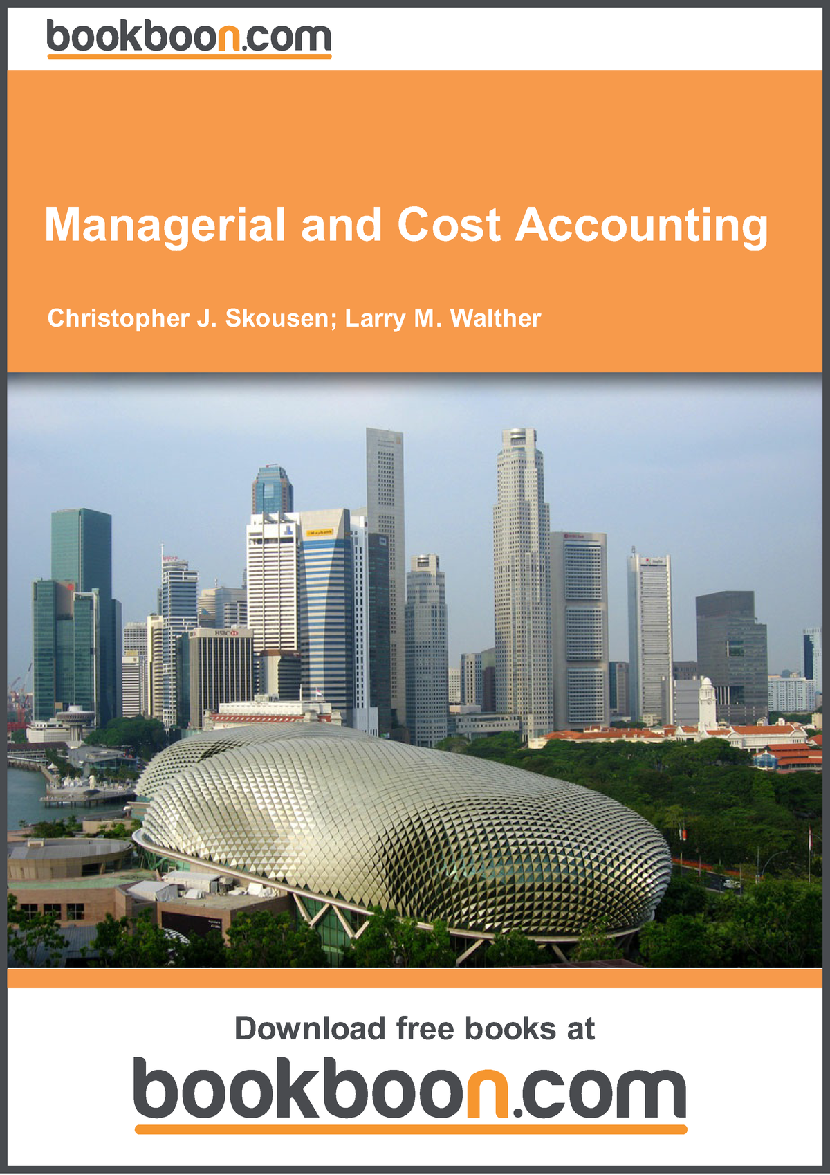 Managerial and Cost Accounting - acct302: Financial Accounting - StuDocu