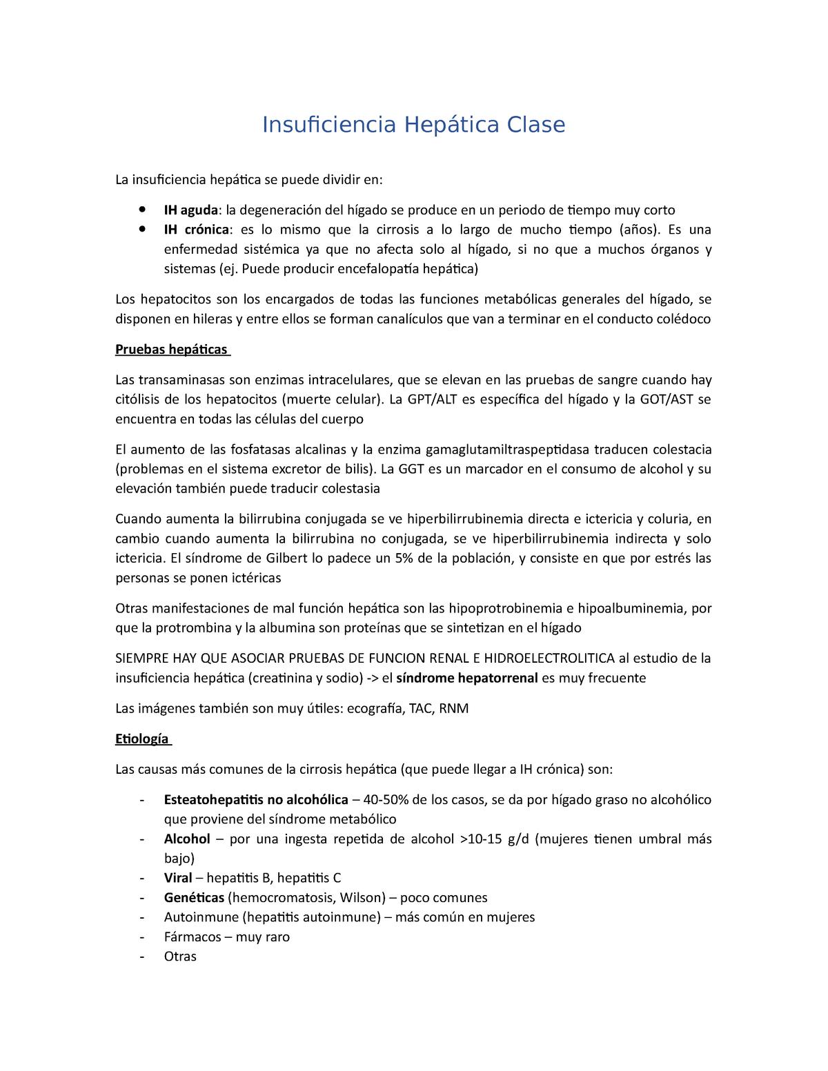 Enfermedad hepática crónica con hipertensión portal ppt