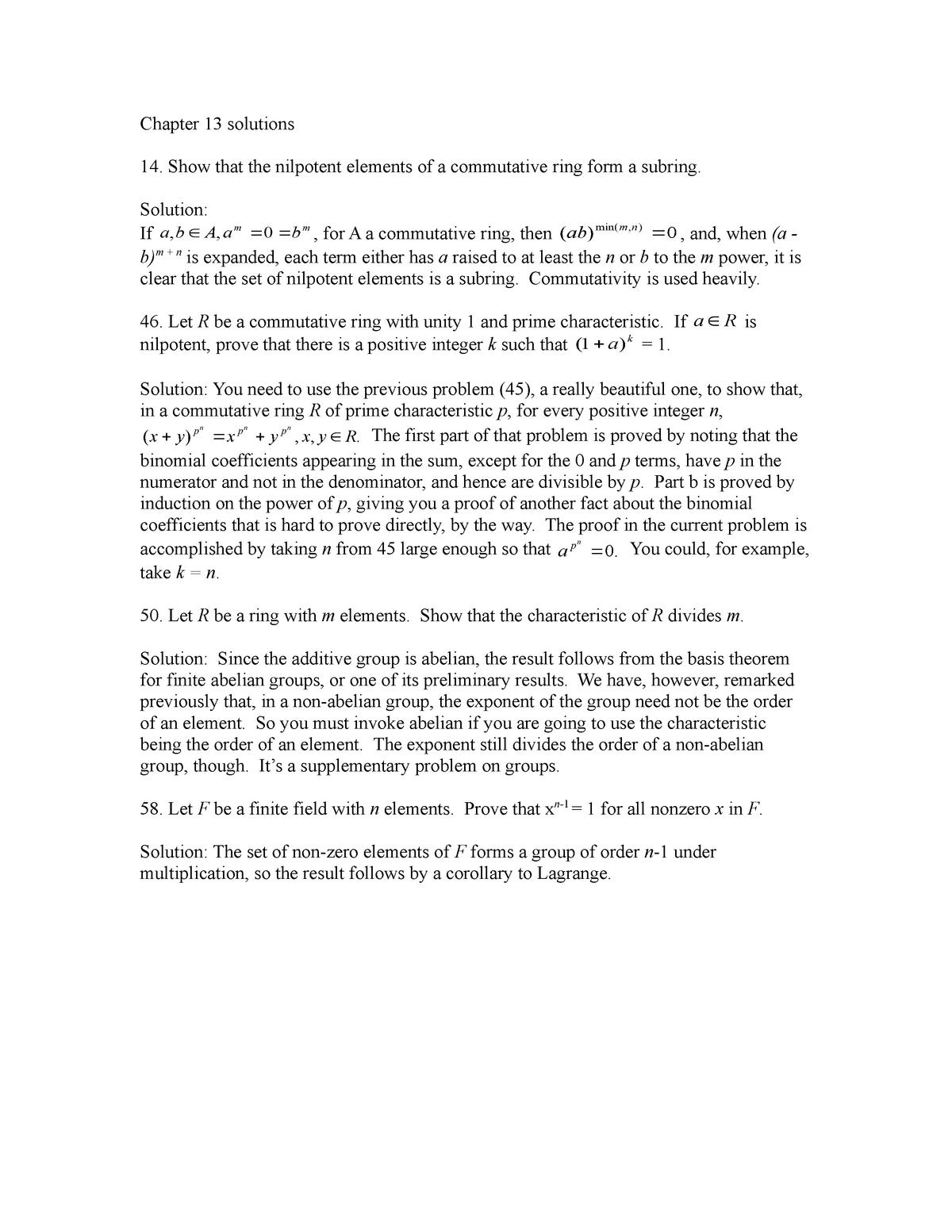 Chapter 13 Solutions Studocu [ 1553 x 1200 Pixel ]